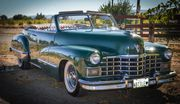 1947 Cadillac Other Cadillac Series 62 Convertible…8040 Miles