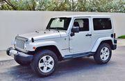 2012 Jeep Wrangler Sahara Edition 4X4