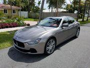 2015 Maserati Ghibli Carbon Fiber Package